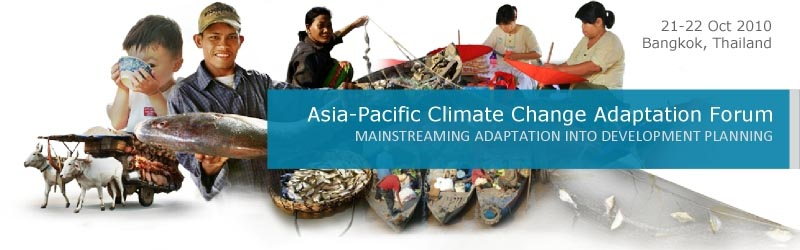 Asia Pacific Adaptation Forum 2