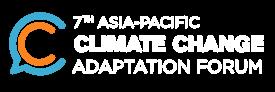 第7回アジア太平洋適応ネットワークフォーラム ロゴ