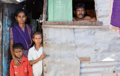 Risk-related resettlement